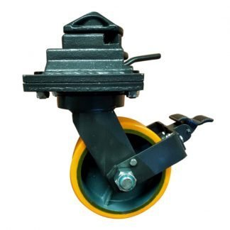 3ton Swivel Braking Container Casters Wheels