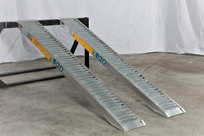 Rampe di carico 2 metri 3,5 ton